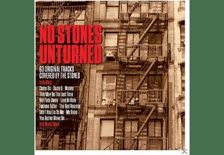 VARIOUS - No Stones Unturned  - (CD)