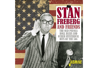 Stan & Friends Freberg - The Old Payola Roll Blues  - (CD)