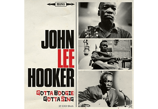 John Lee Hooker - Gotta Boogie Gotta Sing  - (CD)
