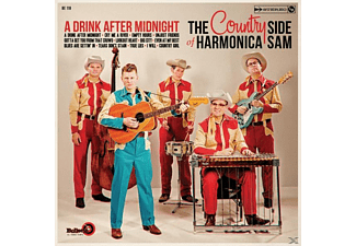 The Country Side Of Harmonica Sam - A Drink After Midnight  - (Vinyl)