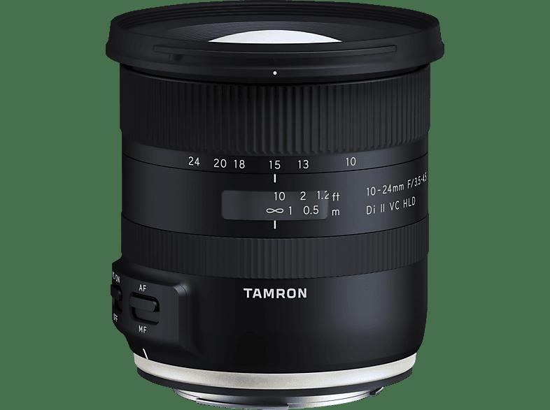 TAMRON HLD  für Nikon F-Mount, 10 mm - 24 mm, f/3.5-4.5
