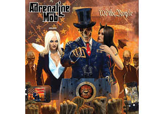 Adrenaline Mob - We the People  - (CD)