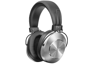 PIONEER SE-MS7, Over-ear Kopfhörer Bluetooth Schwarz/Silber