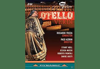 Riccardo/azorin/arena S Frizza - Otello  - (DVD)