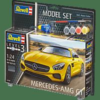 REVELL Model Set Mercedes-AMG GT Spielwaren, Mehrfarbig