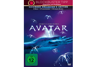 Avatar - Extended Collector's Edition DVD
