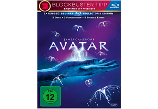 Avatar - Aufbruch Nach Pandora Collector's Edition Blu-ray
