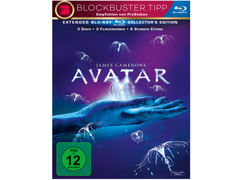 Avatar - Aufbruch Nach Pandora Collector's Edition [Blu-ray]