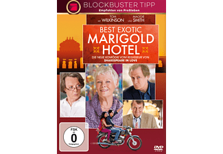 Best Exotic Marigold Hotel DVD