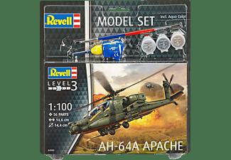 REVELL Model Set AH-64A Apache Spielwaren, Mehrfarbig