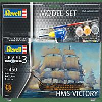 REVELL Model Set HMS Victory Spielwaren, Mehrfarbig