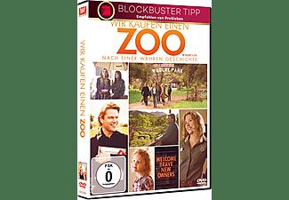 Wir kaufen einen Zoo- Pro 7 Blockbuster [DVD]