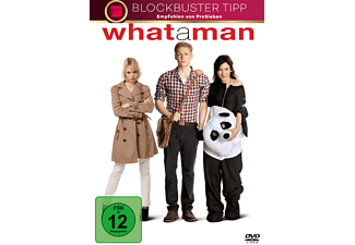 What a Man - Pro 7 Blockbuster [DVD]
