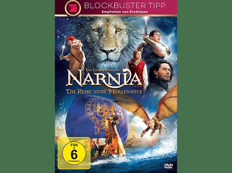 Die Chroniken von Narnia – Die Reise auf der Morgenröte [DVD]
