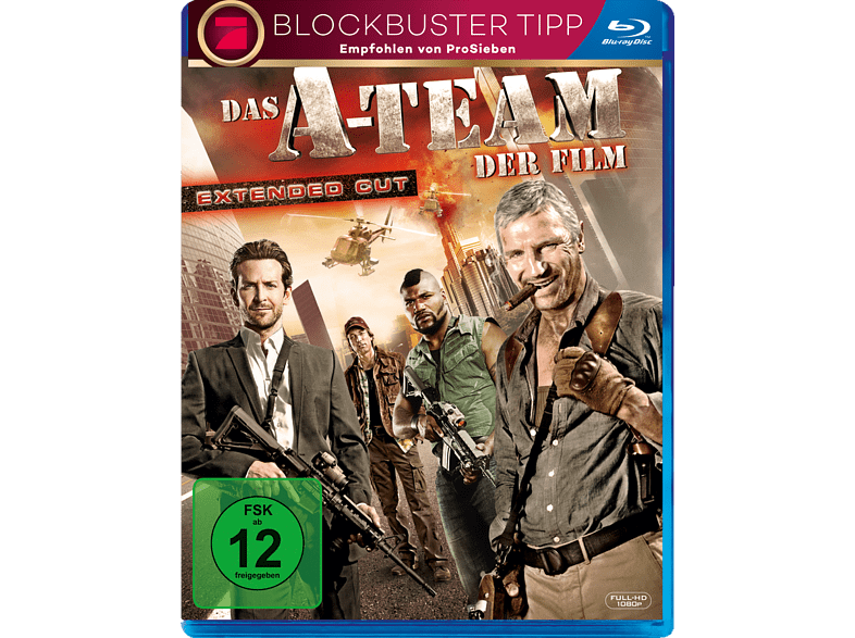 A-Team - Der Film (Hollywood Collection) [Blu-ray]