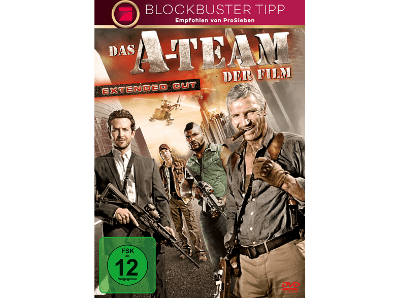 A-Team - Der Film (Hollywood Collection) [DVD]