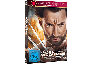 X-Men Origins – Wolverine - Pro 7 Blockbuster [DVD]
