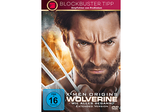 X-Men Origins – Wolverine - Pro 7 Blockbuster [DVD]