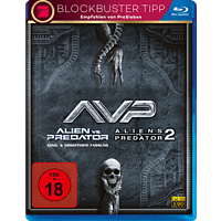 Alien vs. Predator, Aliens vs. Predator 2 [Blu-ray]