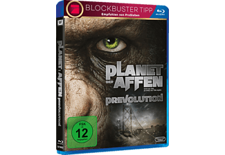 Planet der Affen: Prevolution - Pro 7 Blockbuster [Blu-ray]