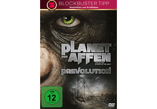 Planet der Affen: Prevolution - Pro 7 Blockbuster [DVD]