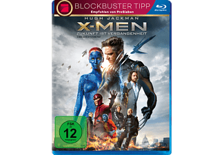 X-Men - Zukunft ist Vergangenheit - Pro 7 Blockbuster [Blu-ray]