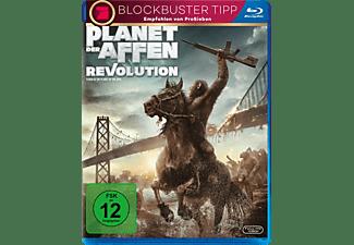 Planet der Affen - Revolution - Pro 7 Blockbuster [Blu-ray]