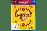 Best Exotic Marigold Hotel 1 & 2 [Blu-ray]