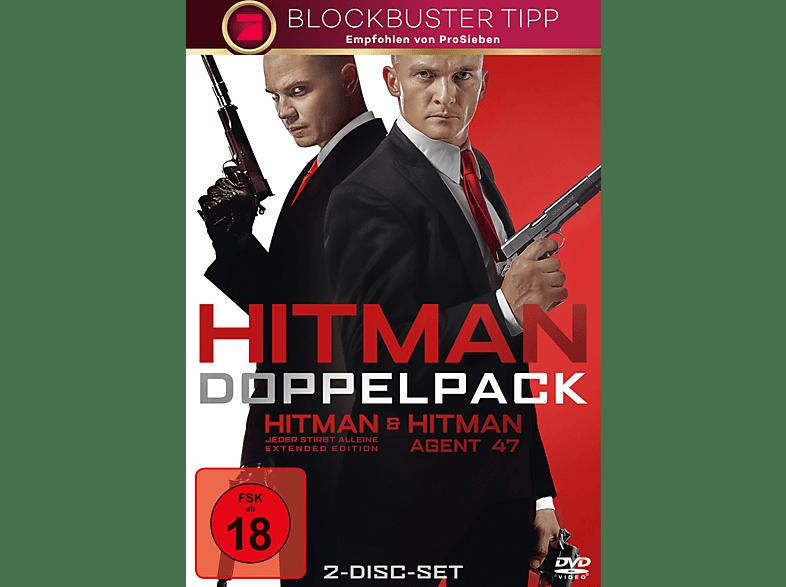 Hitman - Jeder stirbt alleine / Hitman: Agent 47 [DVD]