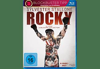 Rocky Complete Saga 1-6 Blu-ray