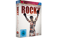 Rocky Complete Saga 1-6 [Blu-ray]