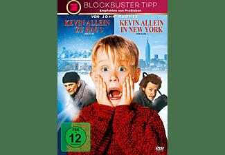 Kevin allein zu Haus & Kevin allein in New York DVD