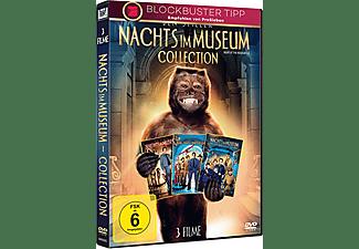 Nachts im Museum 1-3 DVD