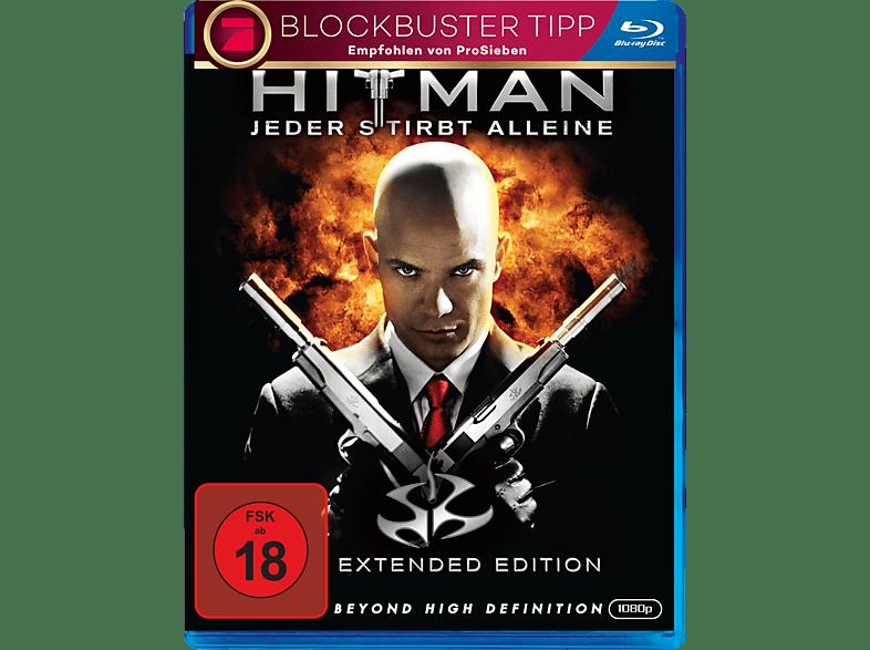 Hitman: Jeder stirbt alleine - Hollywood Collection [Blu-ray]