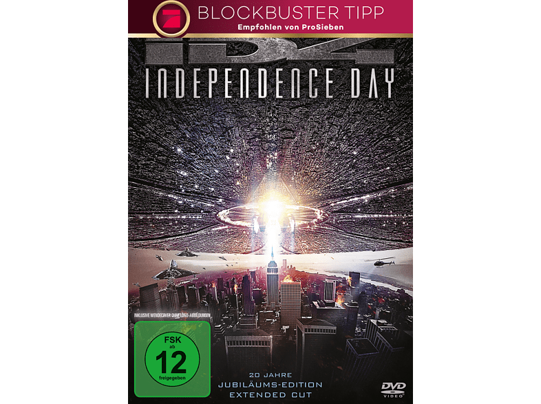 Independence Day [DVD]