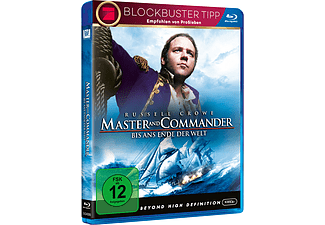 Master And Commander: Bis Ans Ende Der Welt - Pro 7 Blockbuster [Blu-ray]