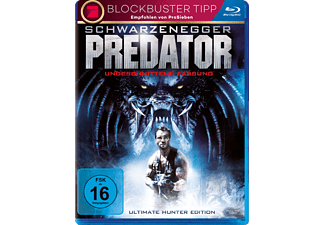 Predator - Ultimate Hunter Edition - Pro 7 Blockbuster [Blu-ray]