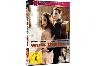 Walk The Line - Pro 7 Blockbuster [DVD]