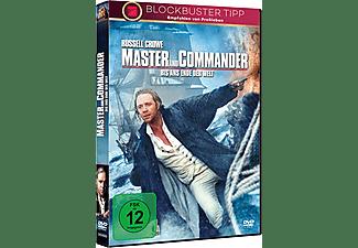 Master And Commander: Bis Ans Ende Der Welt - Pro 7 Blockbuster [DVD]