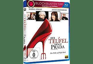Der Teufel trägt Prada - Pro 7 Blockbuster [Blu-ray]