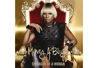 Mary J. Blige - Strength of a Woman  - (CD)