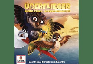 Die Überflieger - Die Überflieger-Kleine Vögel,großes Geklapper  - (CD)
