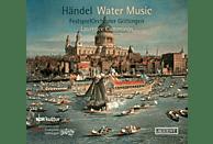Cummings/FestspielOrchester Göttingen - Wassermusik (Live-Aufnahme) [CD]