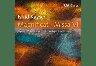 VARIOUS, Ars Antiqua Austria, Orpheus Vokalensemble - Magnificat/Missa VI  - (CD)
