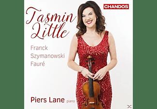 Tasmin Little, Lane Piers - Werke für Violine & Klavier  - (CD)