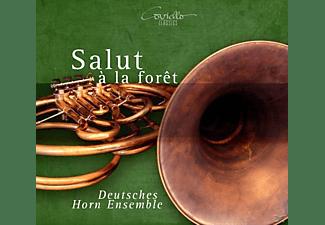 Deutsches Horn Ensemble - Salut la Foret  - (CD)
