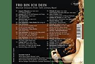 Ensemble Canti B - Fro bin ich Dein-Musik aus Basel aus dem 16.Jh. [CD]