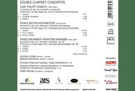 Andrzej Godek, Barbara Borowicz, Kalisz Philharmonic, Huberman Philharmonic Orchestra - Doppelklarinettenkonzerte [CD]