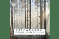 Rafał Majzner, Katarzyna Rzeszutek - Lieder,Opp.2,5,7 & 11 [CD]