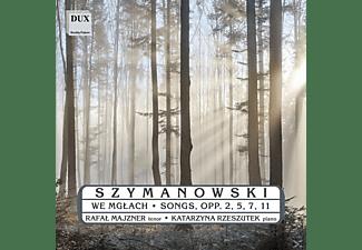 Rafał Majzner, Katarzyna Rzeszutek - Lieder,Opp.2,5,7 & 11  - (CD)